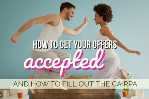 How to Get Yor Offers Accepted How to Fill out the Residential Purchase Agreement Real Estate Agent Training Real Estate Agent Coaching