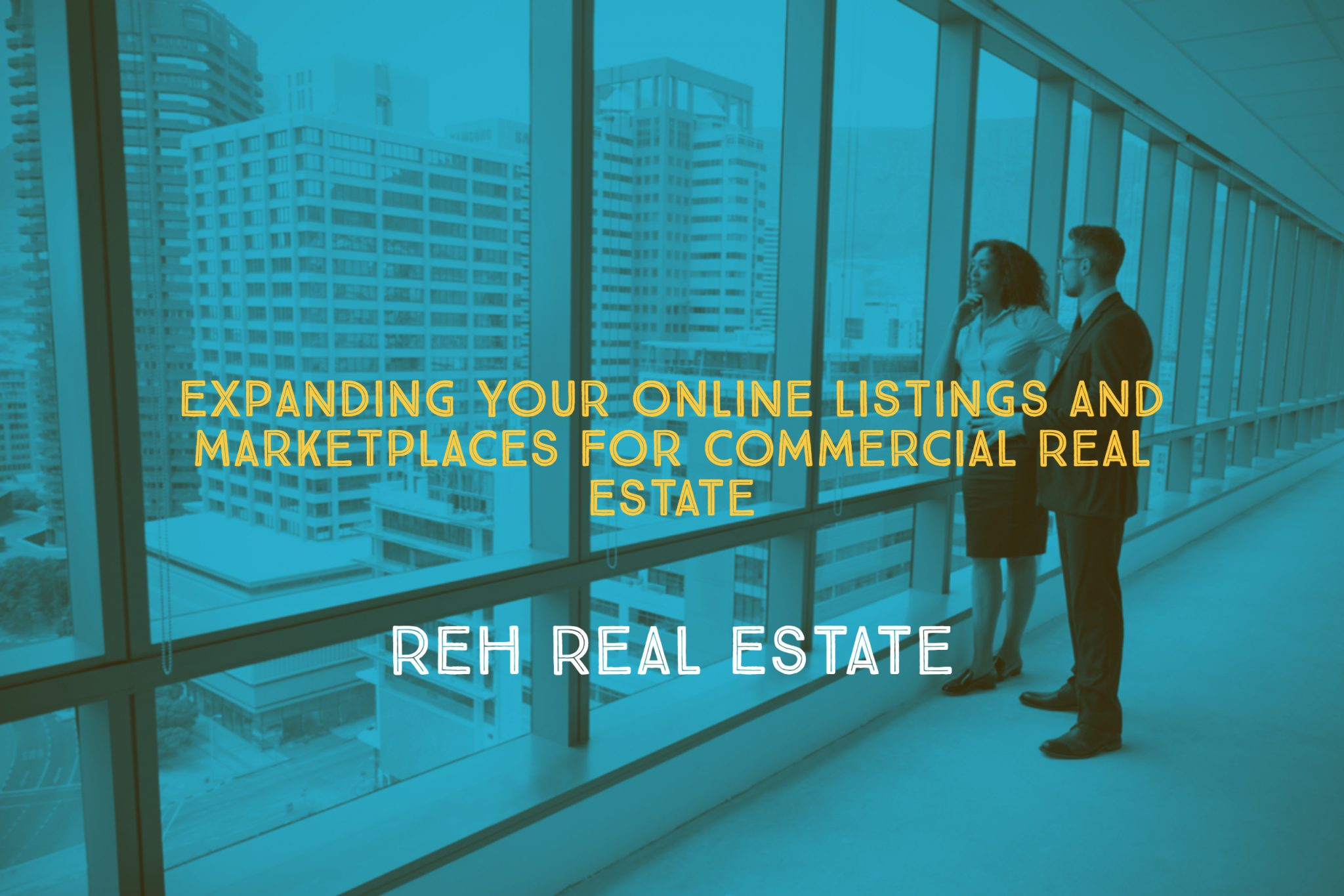 Expanding Into Commerical Real Estate | REH Real Estate