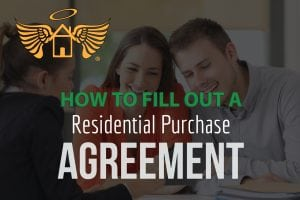 How To Fill Out A Residential Purchase Agreement