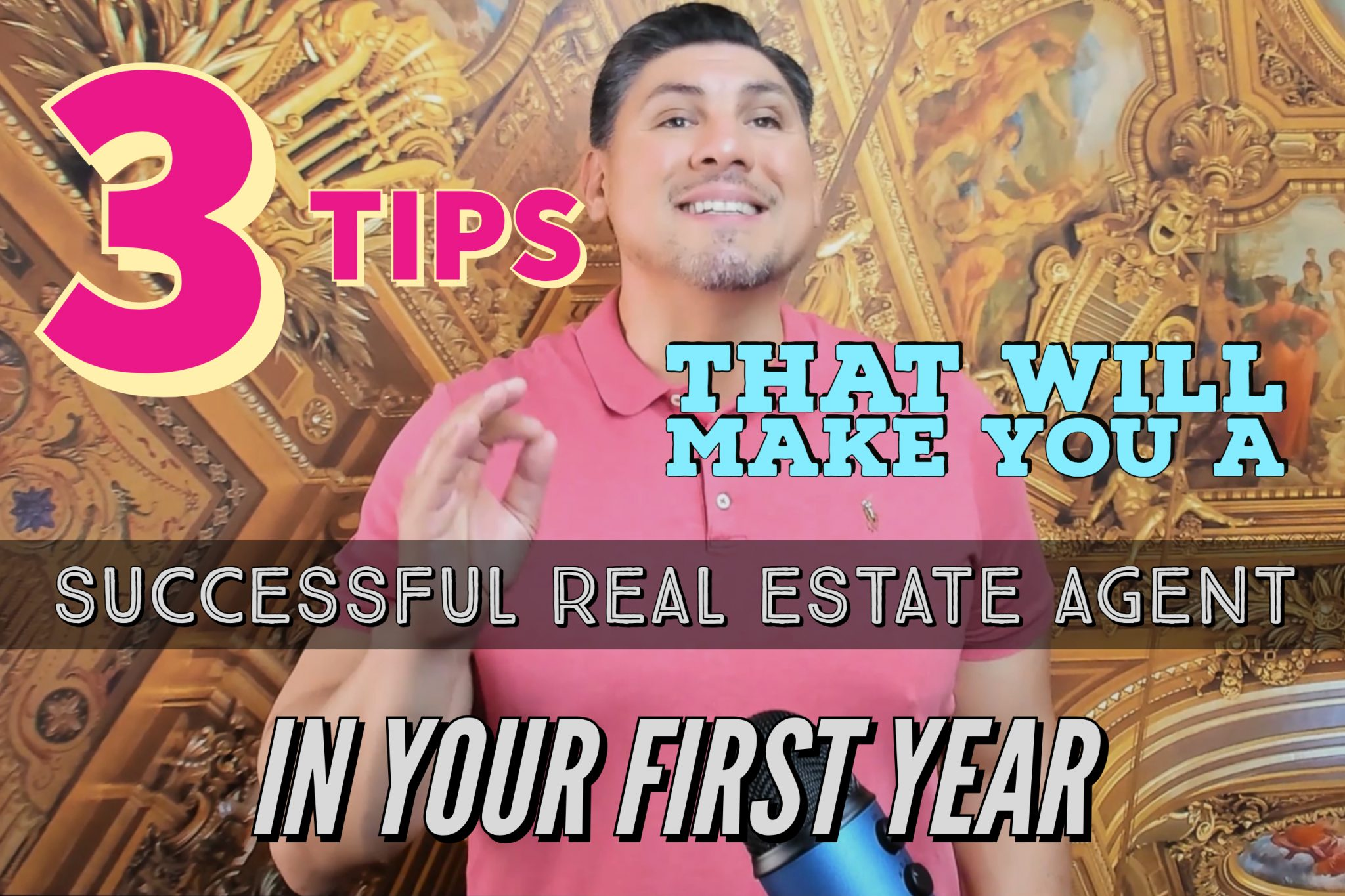3 Tips That Will Make You a Successful Real Estate Agent