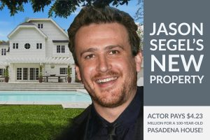 Jason Segel Paid $4.23 Million for a 100-Year-Old Pasadena House (2)